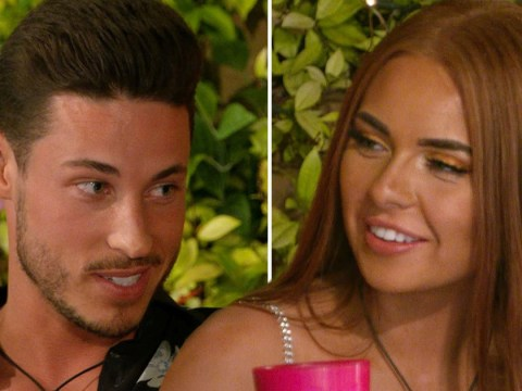 Love Island's Demi Jones has her head turned by new boy George Day, but will she ditch Nas Majeed romance?
