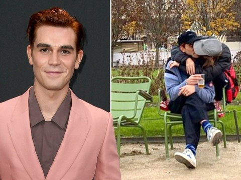 KJ Apa goes Instagram official with new girlfriend Clara Berry as he declares 'love at first sight'