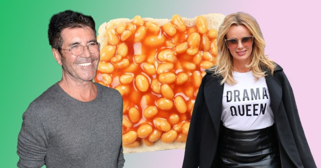 Britain's Got Talent's Simon Cowell and Amanda Holden suffer beans on toast disaster that almost evacuated theatre