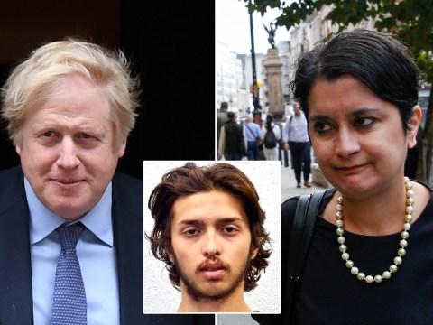 Boris Johnson could rip up human rights to push through new terror laws