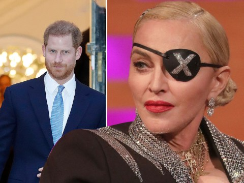 Madonna offers to sub-let Prince Harry and Meghan Markle her New York apartment to escape 'boring' Canada