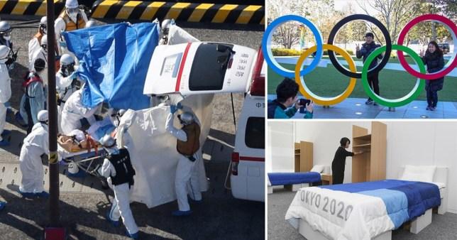 Olympic games threatened by coronavirus