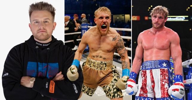 Ben Phillips, Jake Paul, Logan Paul
