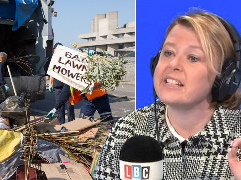 Extinction Rebellion 'left 20 tonnes of rubbish after protests', MP claims