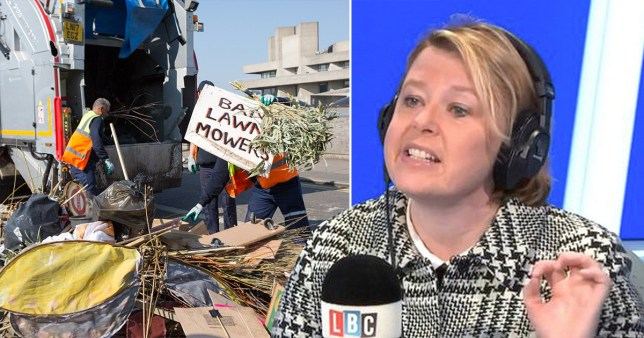Extinction Rebellion protests in London and MP for Cities of London and Westminster Nickie Aiken