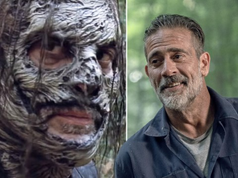 The Walking Dead finally confirms Negan gets his Whisperers mask and we're all shook