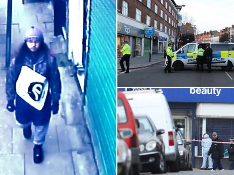 CCTV captures last moments before Streatham terrorist launched attack