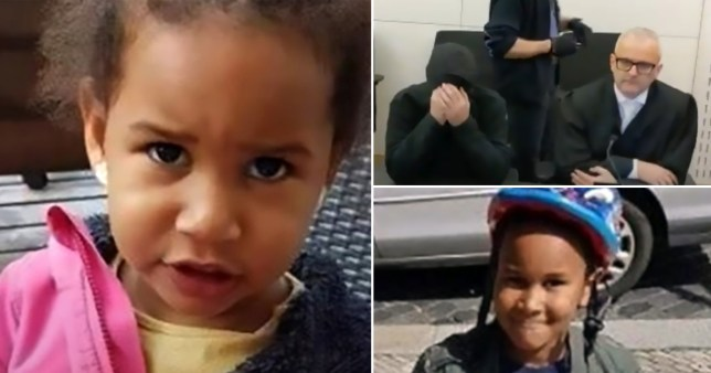Maya, 2, and Leo, 5, were found dead by their neighbours in May last year (Picture: CEN)