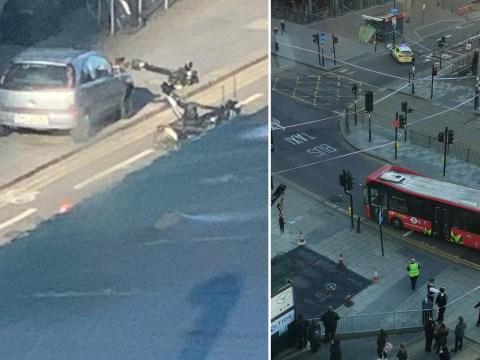 East Croydon station evacuated due to 'suspicious vehicle'