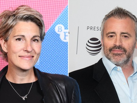 Tamsin Greig had to Google Matt LeBlanc before Episodes because she'd never seen Friends