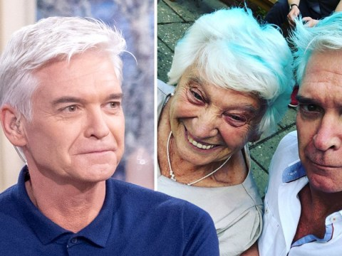 Phillip Schofield's mum breaks silence after 'brave and inspiring' son announces he's gay