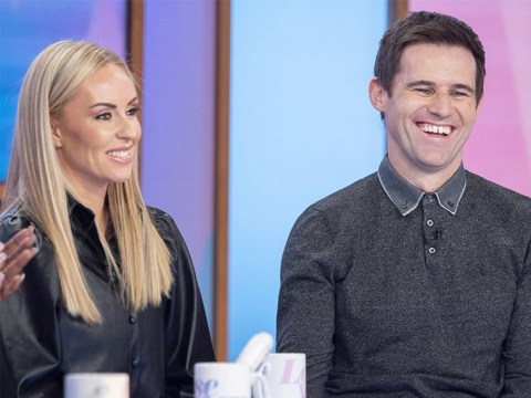 Dancing On Ice's Kevin Kilbane and Brianne Delcourt moved in together on day one as stars get engaged