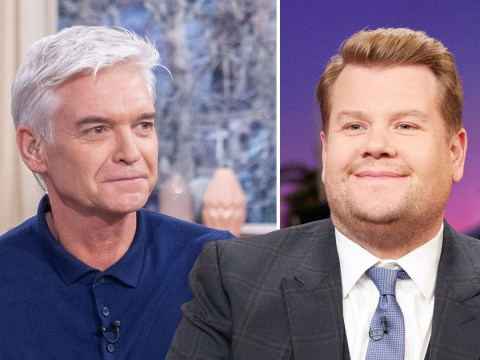 James Corden says he's 'incredibly proud' of Phillip Schofield after he publicly came out as gay