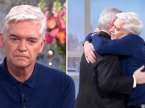 Phillip Schofield defends Eamonn Holmes' 'hot tub' joke amid coming out announcement