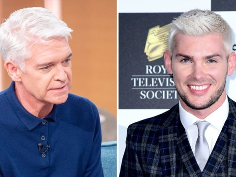 Hollyoaks' Kieron Richardson admits Phillip Schofield helped him come out in heartwarming tribute