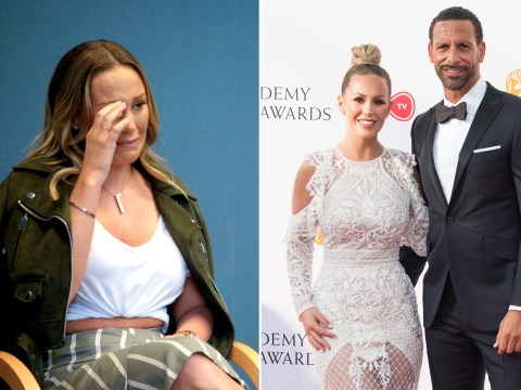 Rio Ferdinand reveals he clashed with his dad over Kate after wife Rebecca passed away