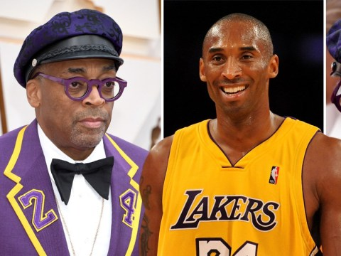Oscars 2020: Spike Lee pays tribute to Kobe Bryant with LA Lakers-inspired red carpet outfit