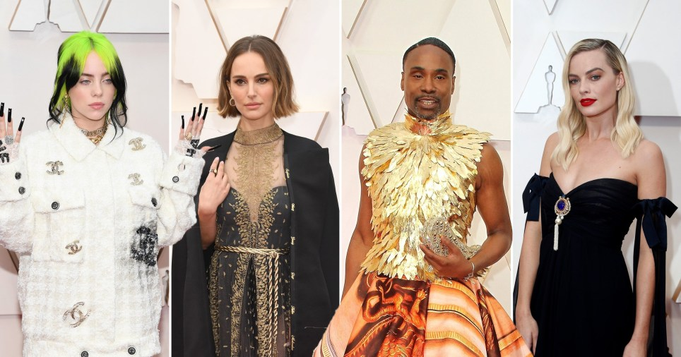 OScars 2020 red carpet arrivals best looks