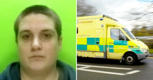 Holly Coogan wasted hours of call handlers' time and more than £46,000 of public money (Picture: SWNS)