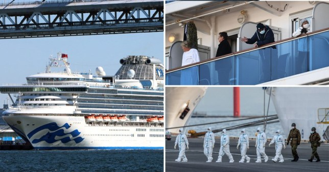 Second Briton tests positive for deadly coronavirus on quarantined cruise ship