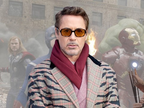 Robert Downey Jr reveals Marvel superhero he wanted to play and we're shook