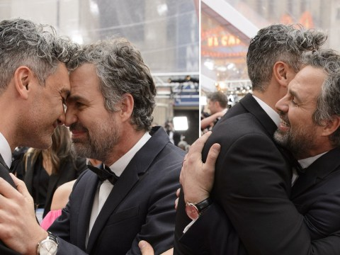 Avengers' Mark Ruffalo is Taika Waititi's biggest fan after historic Oscars win and our hearts can't take it