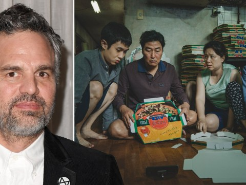 Avengers star Mark Ruffalo would love to star in Parasite TV series as he's tipped for lead