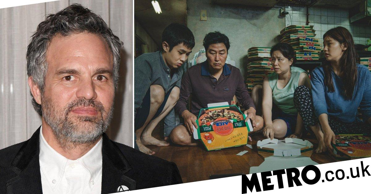 Mark Ruffalo would love to star in Parasite TV series as he's tipped for lead