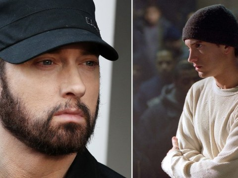Eminem could return to the big screen two decades on from 8 Mile