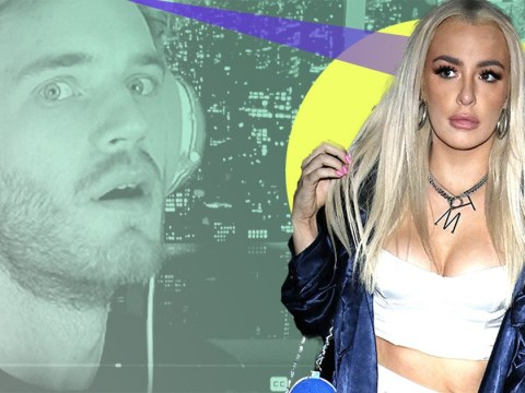 Tana Mongeau insists PewDiePie's brutal criticism has 'made her better' as she reflects on scathing comments