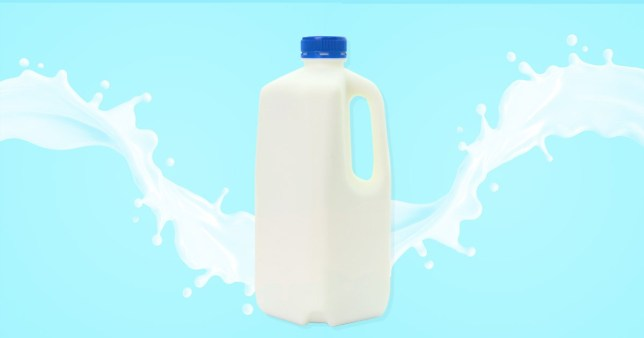 Mum reveals simple hack to stop kids spilling milk and making a mess
