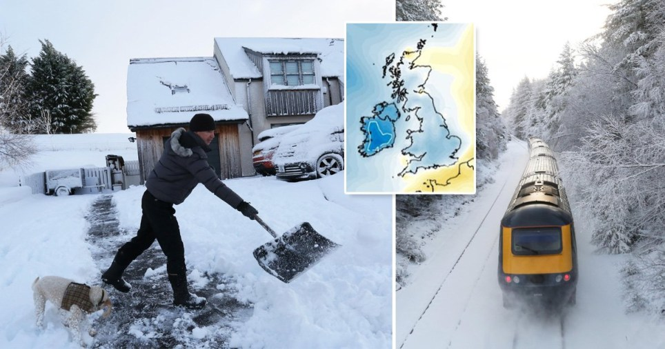 Storm Dennis is making his way to the UK days after Storm Ciara took hold