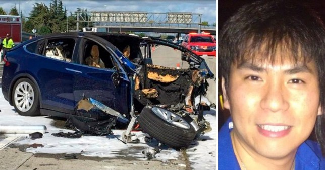 Man complained about self-driving car before it killed him by veering towards barrier