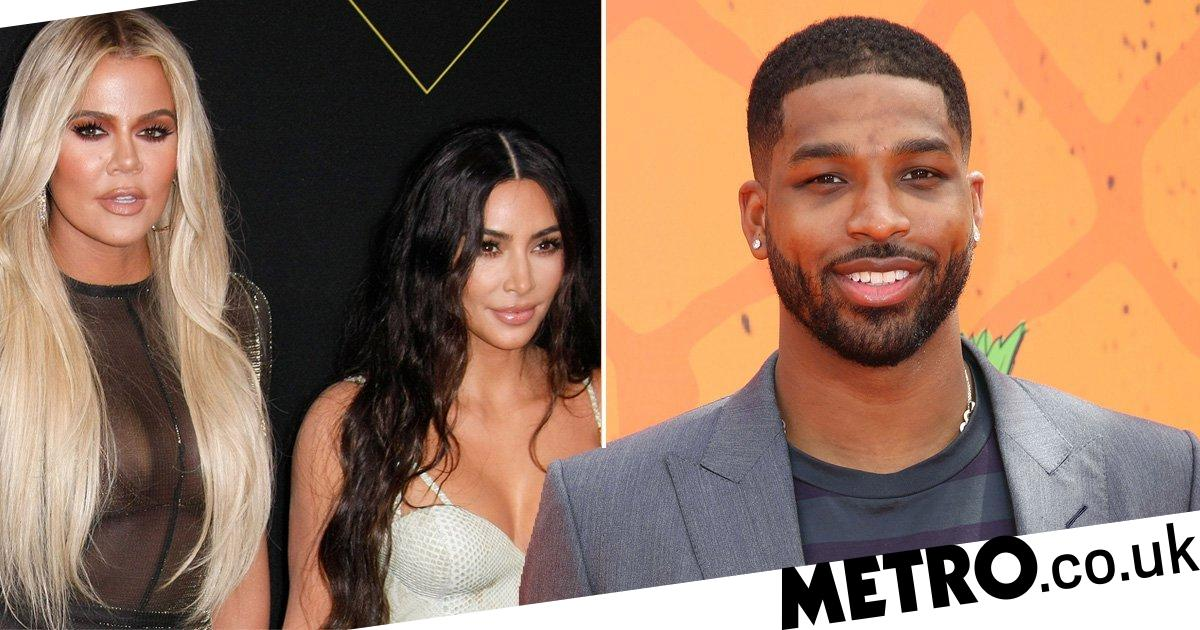 Khloe Kardashian reacts to sister Kim inviting her ex Tristan Thompson to dinner