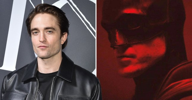 Image result for Robert Pattinson batman