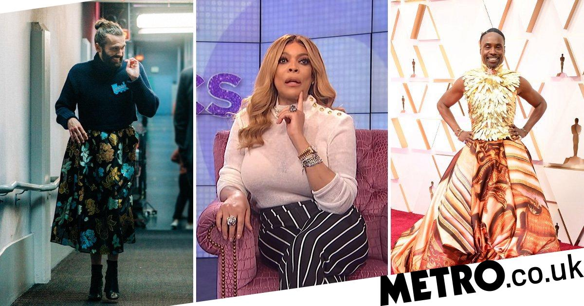 Wendy Williams argues gay men should 'stop wearing our skirts and heels'