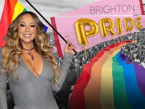 Mariah Carey confirmed to headline Brighton Pride 2020 in reported 'six figure' deal