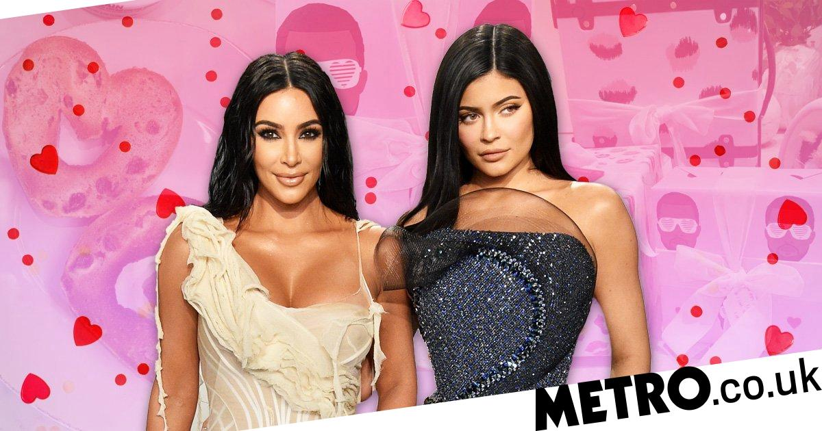 The Kardashians are seriously extra on Valentine's Day as they lead celebrations