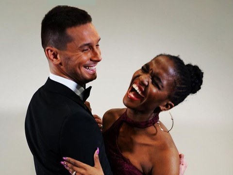 Oti Mabuse sends Valentine's Day wishes to husband Marius Iepure amid Kelvin Fletcher rumours