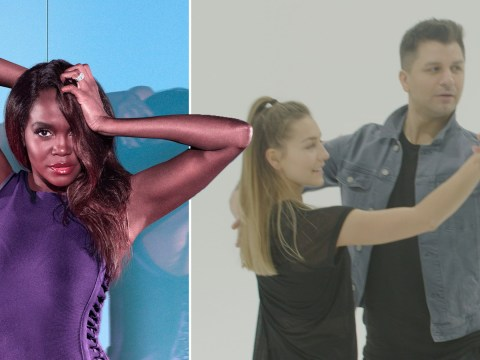 The Greatest Dancer teases Strictly Come Dancing reunion with Oti Mabuse and Pasha Kovalev in behind-the-scenes snaps