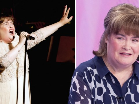 Susan Boyle hints she'll quit singing to become an actress and we're all for it