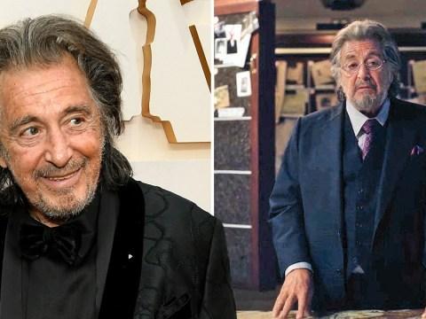 Al Pacino defends playing Jewish Nazi hunter in new Amazon series Hunters