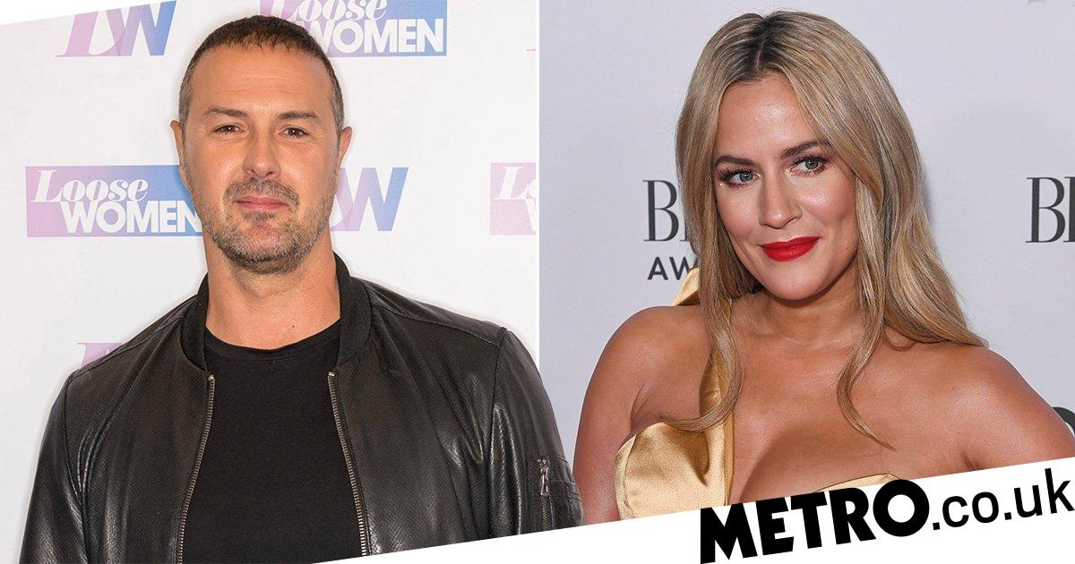 Paddy McGuinness shares last texts with Caroline Flack in touching tribute