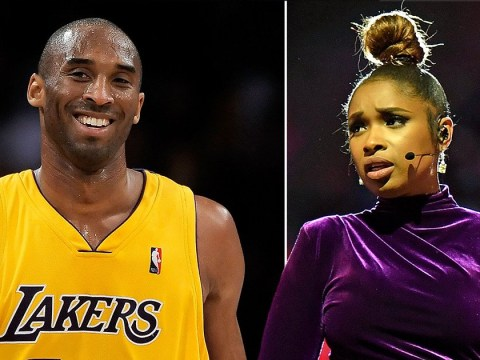 Jennifer Hudson performs emotional tribute to Kobe Bryant NBA all-star game