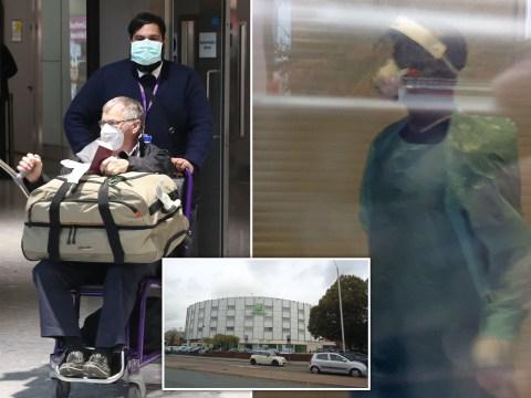 Heathrow hotel block booked 'until mid-March for coronavirus quarantine'