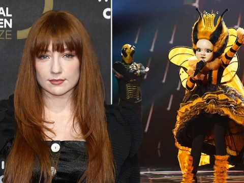 The Masked Singer winner Nicola Roberts ran off stage in 'boiling' Queen Bee costume: 'Everyone was panicking'