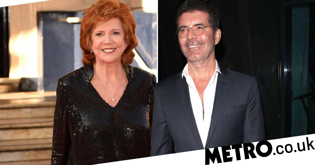 Simon Cowell helped Cilla Black get over husband's death in unseen tapes