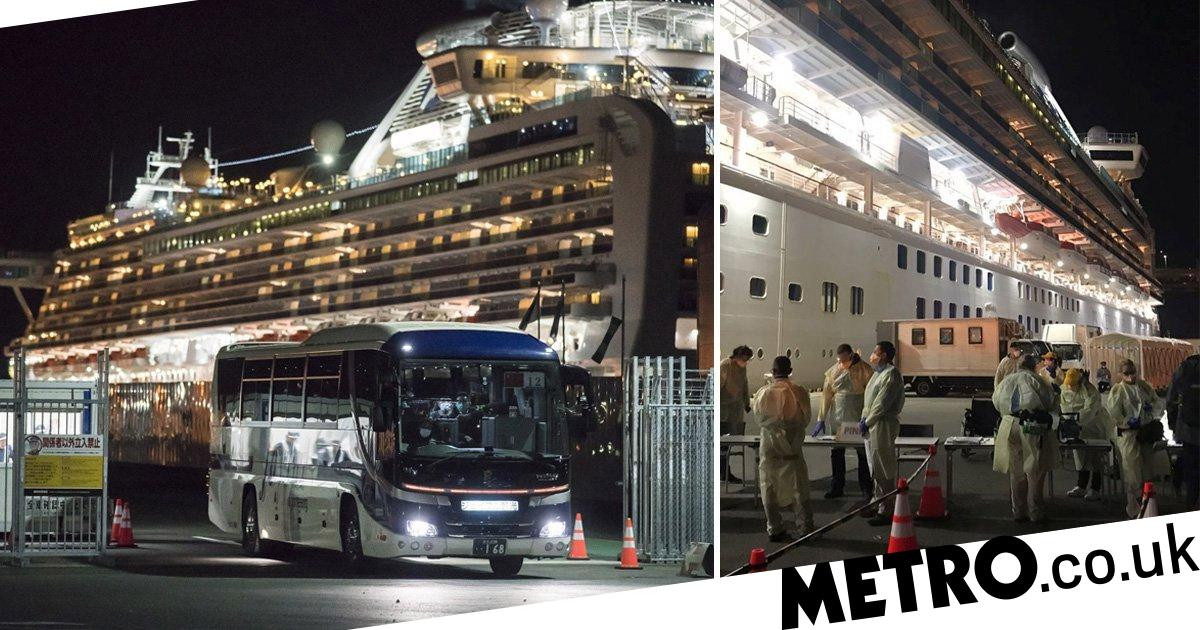 Cruise ship couple die from coronavirus after being taken off boat