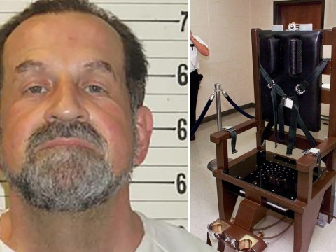 Murderer gets electric chair for killing rapist whose family said he 'did them a favour'