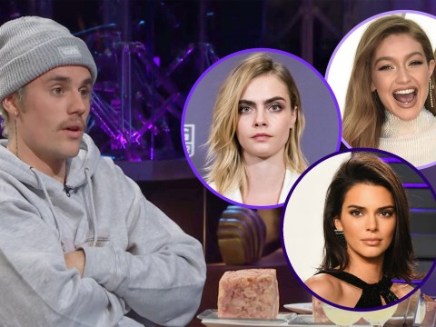 Justin Bieber ranks Hailey Baldwin's famous friends – and this is awkward for Cara Delevingne